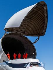 Meet the Crew of the Beluga XL (Rami Khanna-Prade) Tags: tls lfbo airbus blagnac toulouse france avgeek a330 a332 a330200 belugaxl a330743l a330bxl fwbxl aib a33b rollsroyce trent avgeeks stelia a337 msn1824 1stflight
