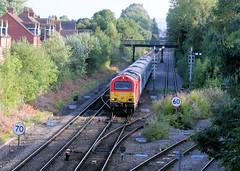 67010 Sutton Bridge Junc (kitmasterbloke) Tags: 67010 ukclas667 suttonbridge shrewsbury shropshire arriva locomotive diesel