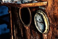 Fallen From Grace... (Constantinos_A) Tags: sony alpha a6300 athens drapetsona fertilizing factory rust iron pressure old machine abandoned industrial decay