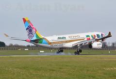 A6-EYH - Etihad Airways 'EXPO Livery' A330-300 (✈ Adam_Ryan ✈) Tags: dub eidw dublinairport a6eyh etihadairways expo alitaliaexpomilano2015 a330
