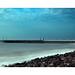 Agréable promenade le long de la mer à Pondichéry