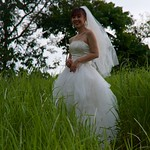 IMGP3391 The Bride in the grass