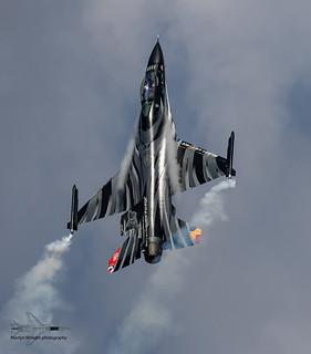 Belgium Air Component F16AM Fighting Falcon