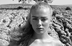 (plot19) Tags: yorkshire dales summer hills limestone rocks daughter family olivia love liv light landscape britain british blackandwhite blackwhite plot19 photography portrait england english nikon north northern teenager