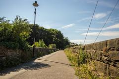 Former Wennington to Lancaster Railway (Gary S Bond) Tags: great britain united kingdom 2018 a65 alpha city england historic july lancashire lancaster north shabbagaz sony summer uk west greatbritain unitedkingdom