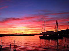 Colores del atardecer (Antonio Chacon) Tags: andalucia atardecer marbella málaga mar mediterráneo costadelsol cielo españa spain sunset sol