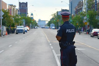 Toronto Shocked After 15 Shot In Deadly Mass Shooting In Greektown On Danforth Avenue .... Toronto, Ontario, Canada