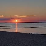 Sunset in Glowe / Rügen (Germany) thumbnail