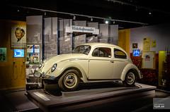 Volkswagen Beetle and the West German economic miracle (hjakse) Tags: germany deutschland tyskland hdg bonn hausdergeschichte historia volkswagen vw wirtshaftswunder museumsmeile museum