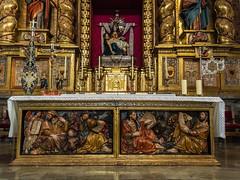 Main Altar in Santa María de la Alhambra (ctj71081) Tags: alhambra apse church churchofsantamariadelaalhambra detail granada iglesiadesantamaríadelaalhambra mainaltar spain
