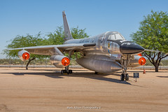 USAF B-58A Hustler 61-2080 (Mark_Aviation) Tags: usaf b58a hustler 612080 b58 bomber pima air space museum tucson arizona davis monthan force base united states aircraft military