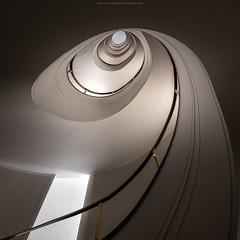 Staircase No. 7 (Sascha Gebhardt Photography) Tags: nikon nikkor d850 lightroom deutschland photoshop reise roadtrip reisen travel tour treppenhaus treppe staircase steps fototour fx cc