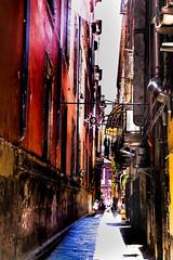 Take me away................. (Katja van der Kwast) Tags: 2018 napels napoli italie italy street straten city stad history geschiedenis colours kleuren