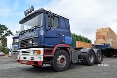DSC_0031 (richellis1978) Tags: m edwards transport shrewsbury truck lorry haulage erf ec tag rare po ec11 t424 t424vma vma
