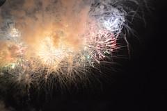 Fireworks in Day of Black Sea Navy (Aris_Totel) Tags: light lights navy firework salute twinkle sky night bokeh