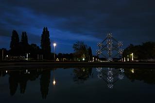 Bruxelles à l'heure bleue ....