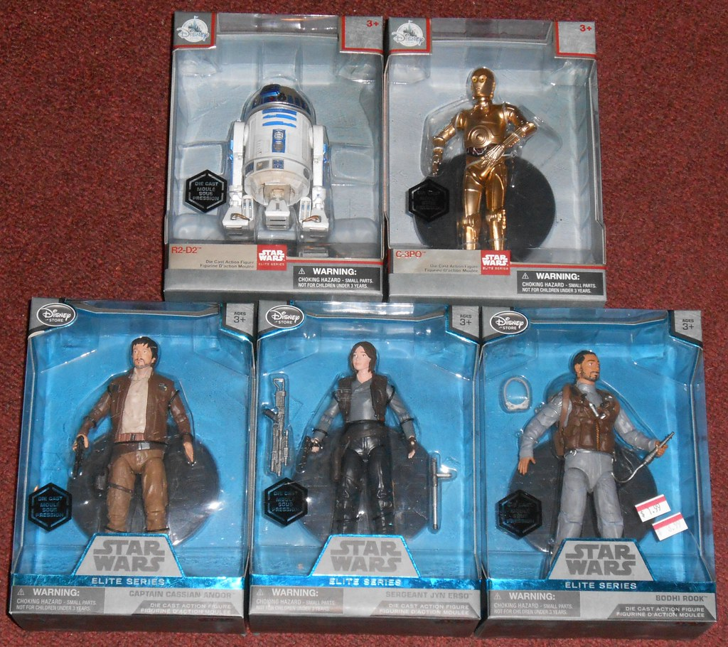 "Disney Star Wars Elite Series directeur Orson krennic Premium Action Figure 10/"""