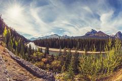 Mountain Dreams (Jess Broom) Tags: alberta canada scenery mountain rollinglandscape scenic mountainrange ruralscene footpath picturesque banff