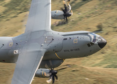 Atlas #1 (G&R) Tags: mach loop wales aviation aircraft low flying canon 7d2 airbus a400m atlas raf