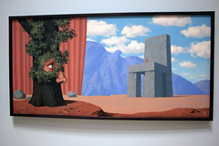 Le domaine enchante VII (The Enchanted Domain VII), by Rene Magritte (JB by the Sea) Tags: sanfrancisco california july2018 financialdistrict sanfranciscomuseumofmodernart sfmoma renemagritte surrealism surrealist painting