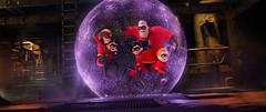 Incredibles 2 (emrahozcan) Tags: incredibles2disneypixaranimationunderminerviolethel incredibles2 disney pixar animation underminer violet helen bob dash bradbird