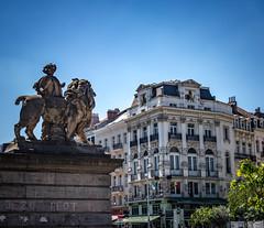 Place du la Bourse (shiftdnb) Tags: nikond3s hdr summer sidetrip nikon d3s belgium guilds brussels fx eurotrip grandplace europe guildhouse nikonfx