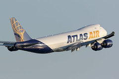 N855GT, Boeing 747-8F, Atlas Air, Hong Kong (ColinParker777) Tags: n855gt boeing 747 748 747f 7478 7478f cargo freight airliner air aviation fly flying flight commercial plane airplane aeroplane takeoff departure dusk golden hour atlas gti 5y polar po hong kong hkg vhhh chek lap kok airport lantau hksar canon 7d 7d2 7dmk2 7dmkii 7dii 200400 l lens zoom telephoto pro