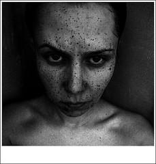 mood (haidem3) Tags: face people bw blackandwhite emotive portrait autoportrait
