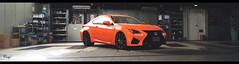 RC F (at1503) Tags: lexus v8 orange workshop japan japanese wheels shadows light lightanddark car vehicle pano panorama panoramic granturismo sportscar granturismosport motorsport racing game gaming ps4 gtsport garage lexusrcf rcf
