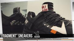 """[VALE KOER] """"FRAGMENT"""" SNEAKERS (VALE KOER) Tags: vk vale koer valekoer second life secondlife sl n21 maitreya belleza slink signature bob sneakers"""