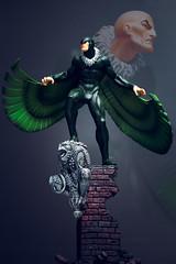 Vulture   Statue   Bowen Designs (leadin2) Tags: statue marvel bowendesigns bowen designs comics canon 2018 vulture spiderman villain sinister6 sinister 6