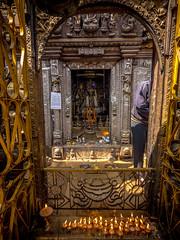 Golden Temple (Kwa Bahal) in Patan, Nepal (CamelKW) Tags: abc annapurnabasecamptrek annapurnaregiontrek kathmandu mbc machapuchare machapucharebasecamp nepal pokhara