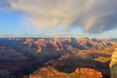 Rainbow (pn.praveen) Tags: grandcanyon rainbow arizona arizonapassages americansouthwest naturalwonder cloudscape