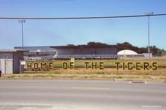 Bandon Tigers HFF! (JSB PHOTOGRAPHS) Tags: jsb4448 bandon bandonbythesea oregon oregoncoast homeofthetigers fencefriday fence happyfencefriday bandonhighschool coast ocean