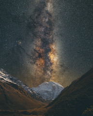 The dreams are real. (Valter Patrial) Tags: cuzco peru pe experienciasoutdoor milkyway sky colors skynight noturna light valterpatrial expedicaofotografica beautifuldestinations beautiful astro astrophoto astrophotography landscape hill mountain peak alpenglow range ridge extreme terrain mist scenic dramatic salkantay milky way night photography nightscape
