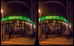 Irish Pub in Berlin-Mitte 3-D / CrossView / Stereoscopy / HDRaw (Stereotron) Tags: berlin spreeathen mitte metropole hauptstadt capital metropolis brandenburg city urban berlinmitte nachtleben streetphotography citylife europe germany deutschland cross eye view xview crosseye pair free sidebyside sbs kreuzblick bildpaar 3d photo image stereo spatial stereophoto stereophotography stereoscopic stereoscopy stereotron threedimensional stereoview stereophotomaker photography picture raumbild twin canon eos 550d remote control synchron kitlens 1855mm 100v10f tonemapping hdr hdri raw availablelight