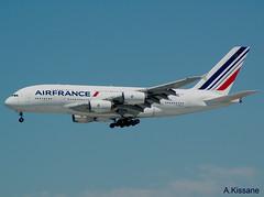 AIR FRANCE A380 F-HPJJ (Adrian.Kissane) Tags: 117 fhpjj lax a380 airfrance