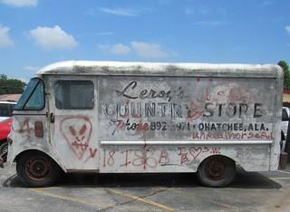 1949 Chrvrolet Panel Truck---Jacksonville, Al.