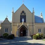 Maryborough. The front facade of St Marys Catholic Church. Architect was Francis Stanley. Built from 1869 to 1872. Enlarged in 1885 and again in 1936. Heritage lsited. thumbnail