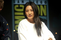 Claudia Kim (Gage Skidmore) Tags: claudia kim fantastic beasts crimes grindelwald san diego comic con international 2018 convention center california