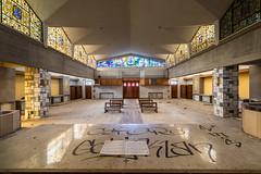 Abandoned Catholic School - Madonna de Borchi Italy