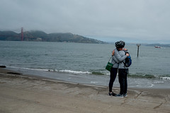 Love in San Francisco (A. adnan) Tags: sanfrancisco couple lovers lover love hug embrace intimate affection