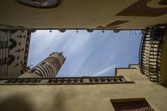 Rocchetta Mattei (HSlights) Tags: rocca mattei romagna porrettana moresco castello paesaggio panorama landscape italia roccetta emilia albero erba torre strada cielo edificio parco foto