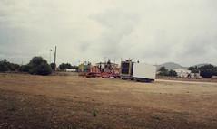 O Grande Circo Mistico (Insher) Tags: mallorca alcudia field circus countryside