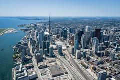 Southcore #07 (Michael Muraz Photography Aerials) Tags: 2018 canada northamerica on ontario southcore toronto world aerial aerialphotography architecture building city cityscape commercial skyscraper town