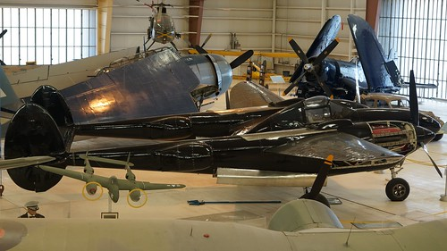 Lockheed 422 P-38L-5-LO / F-5G-6-LO Lightning (modified) in Santa Teresa