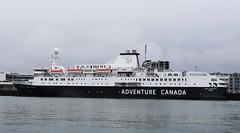 Adventure Canada (Hawkeye2011) Tags: northsea 2018 europe maritime marine ships boats saltwater liner adventurecanada