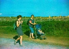 Image 20 (terrible_volk) Tags: film slide agfact100 rhosili beach cymru