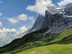 Alpen / Eiger (Aviller71) Tags: eiger eigernordwand berneroberland berneralpen suisse switzerland schweiz mountains berge