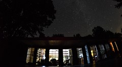 2018.08.08.1456 My House at Night (Brunswick Forge) Tags: 2018 grouped stars night nikond500 nature outdoor outdoors botetourtcounty summer air sky favorited